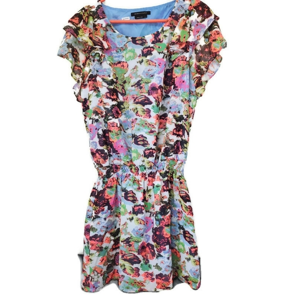 BCBGMaxAzria Dresses & Skirts - BCBGMAXAZRIA Summer dress